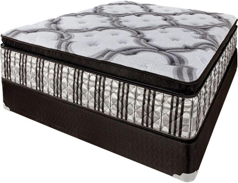 dynasty bedding kennedy platinum pillow top mattress