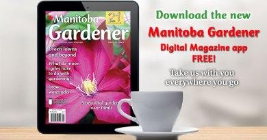 Manitoba Gardener Mag newsstand app