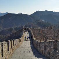 Mutianyu Greatwall of China