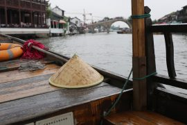 Asian 'Venice' in Shanghai 朱家角