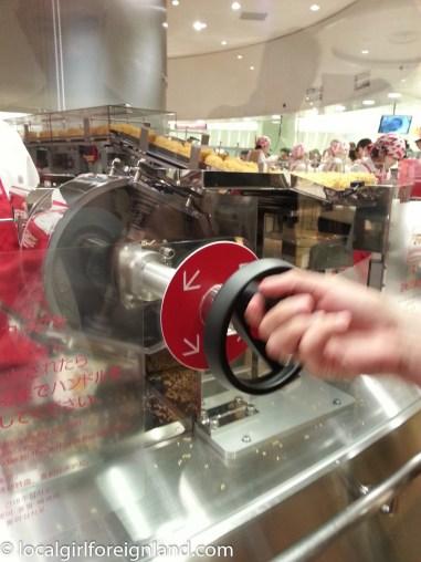 NIssin cup noodle museum, Yokohama, Japan