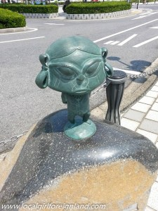 Gegege Kitaro Sakaiminato Tottori Japan
