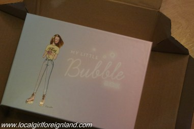 my little box uk march 2016, my little bubble box, localgirlforeignland