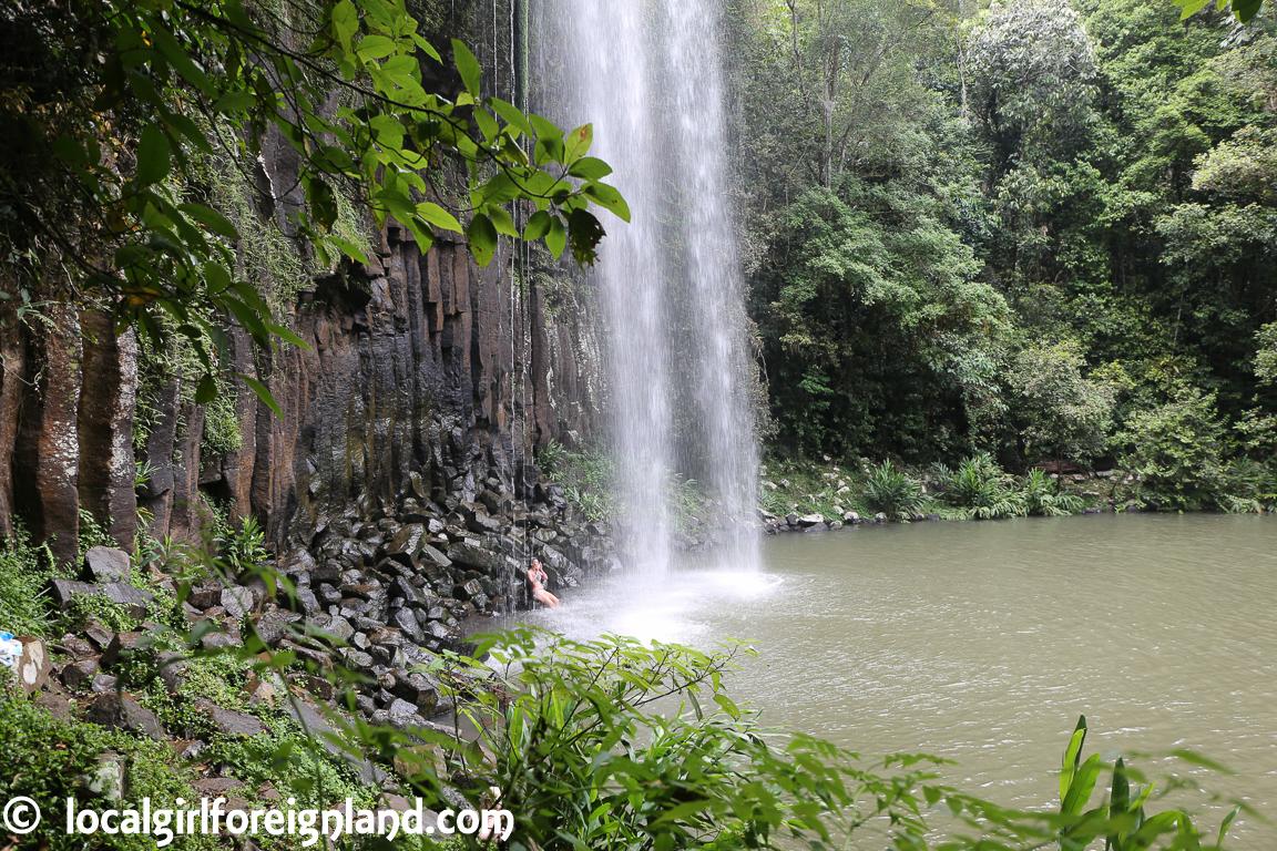 Chasing waterfalls, Cairns