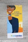 Air Caraïbes goodie bag-5128
