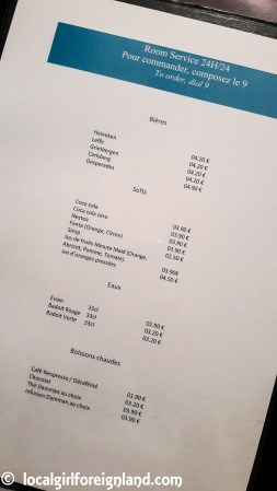 Drinks prices are important ;)