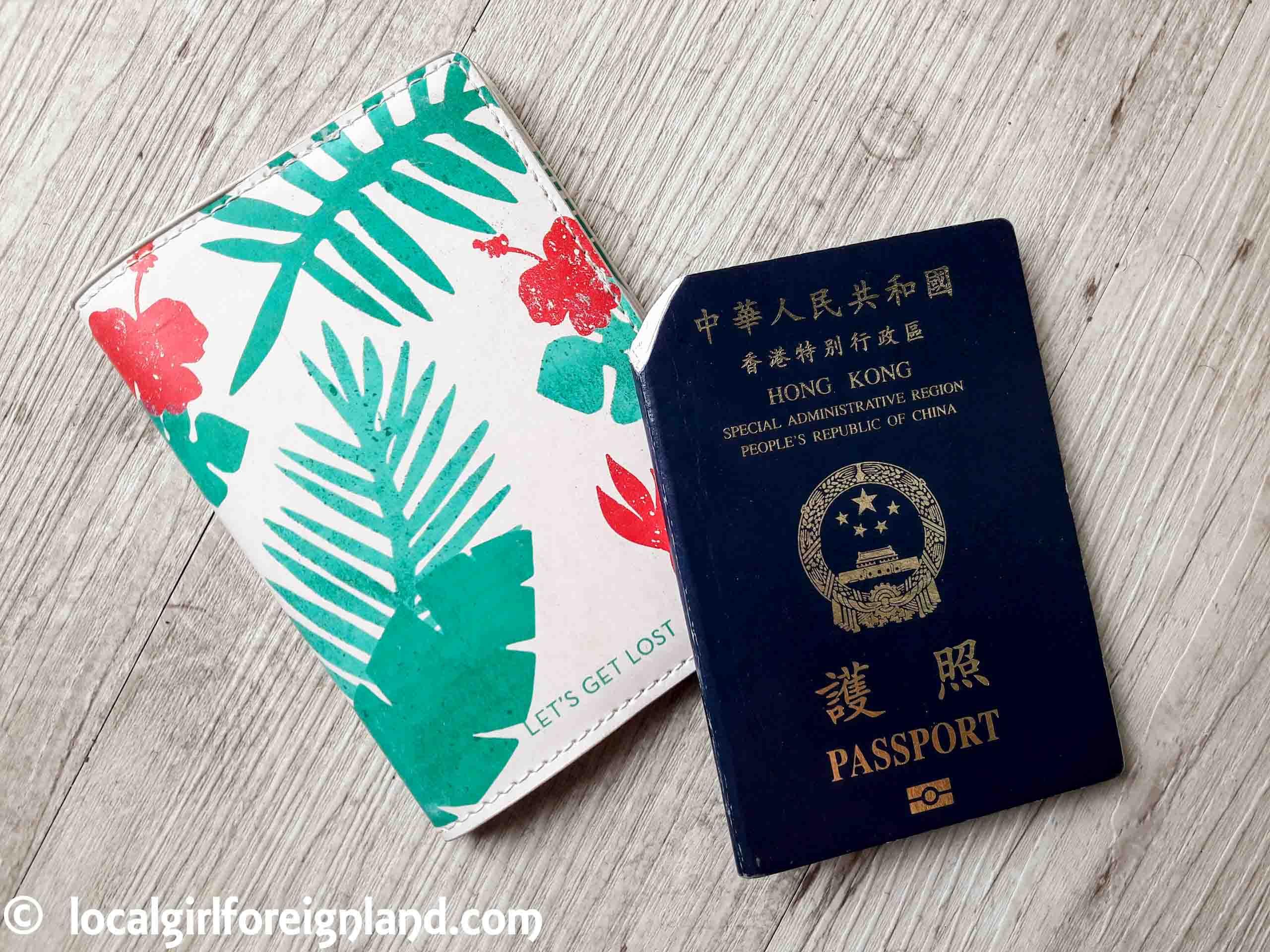 How to renew HK passport in Paris?