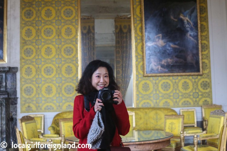 The Louise-Philippe Family Room - Grand Trianon, Versailles Palace, France