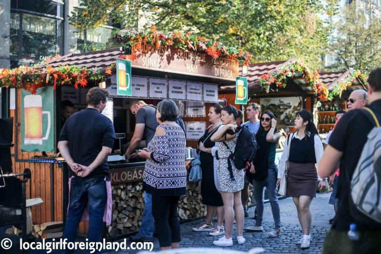 Prague-outdoor-foodstand