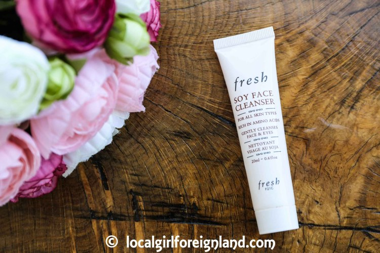 Fresh soy face cleanser (face & eyes)-2709