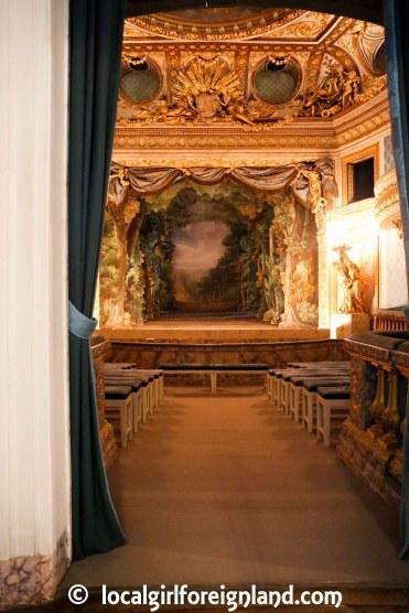 Queen's theatre (Marie Antoinette's), Petit Trianon