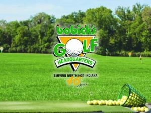 Bobick's Golf Headquarters Logo