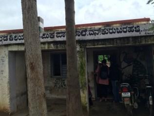 Primary School at N. Kurubarahalli
