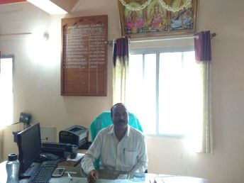 Mr. Sanjeevappa, EO (Malur Taluk Panchayat Office)