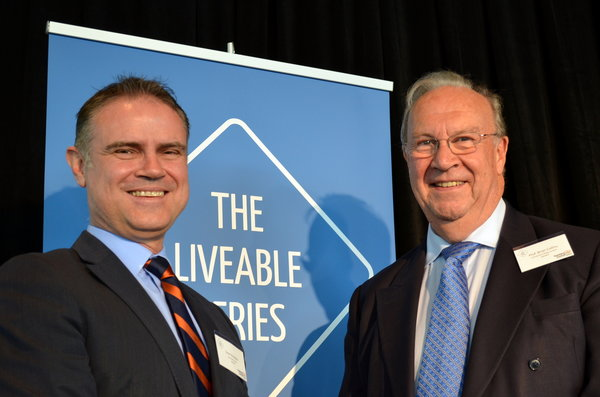 Dean Kimpton (Auckland Council) & Brian Collins (UCL and International Centre for Infrastructure Futures).