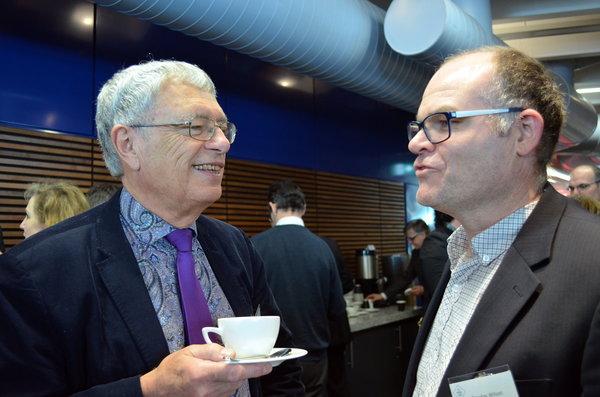 Roger Blakely (consultant) & Douglas Wilson (University of Auckland).