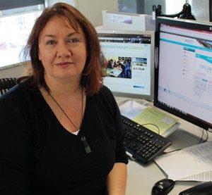 Sonja Cabrera, Senior Web Advisor, Hutt City Council