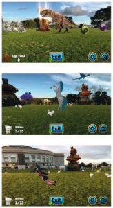 Virtual games a drawcard for urban parks Content Image LG Oct 2016