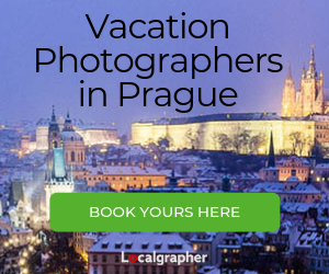 Vacation Photographers in Prague