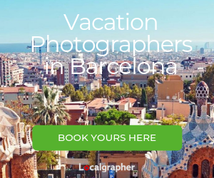 Vacation Photographers in Barcelona