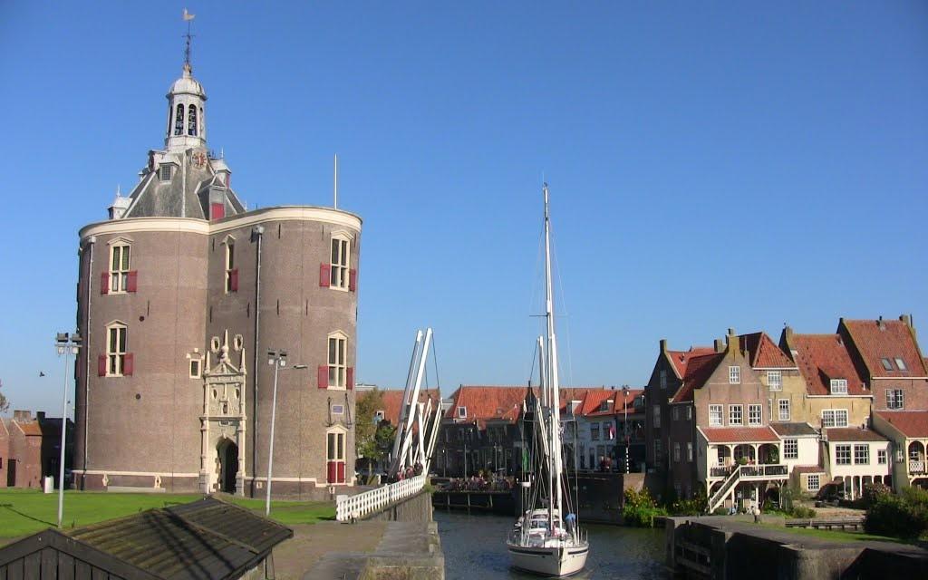 Enkhuizen dichtbij Hoorn - Stadswandeling