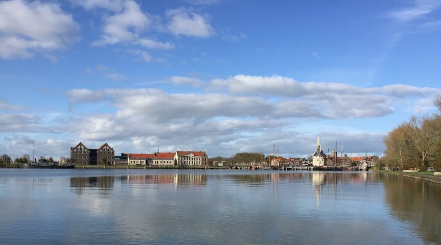 Stadswandeling Hoorn - Parken en Havens