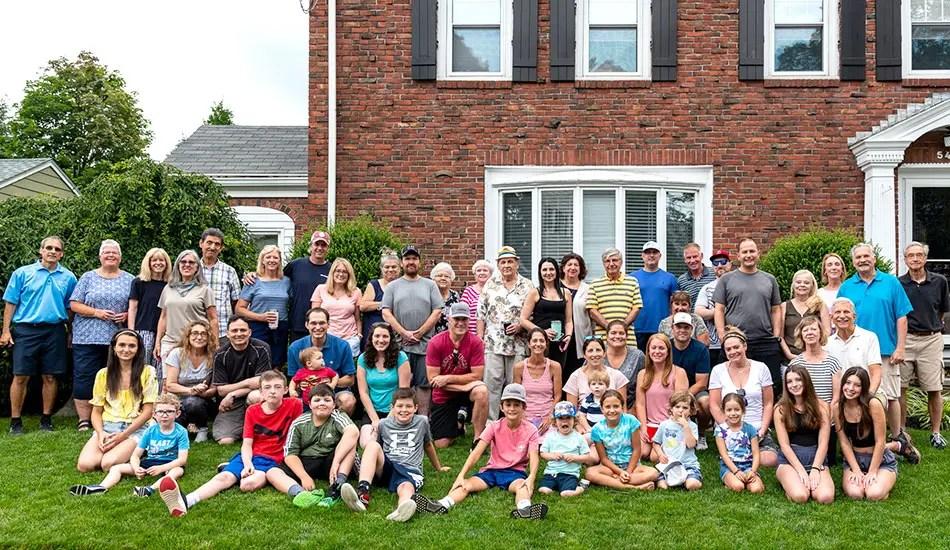 PHOTO: Saying goodbye to Norman Road neighbors