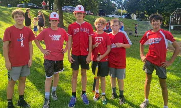 Wakefield's Jimmy Fund  wiffle ball tournament is a big hit