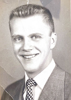David E. Morris, 86