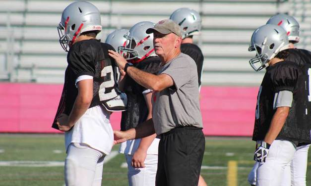 Warrior football excited for a more typical fall season
