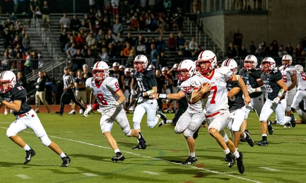Red Raiders fall to Reading in opener, 40-21