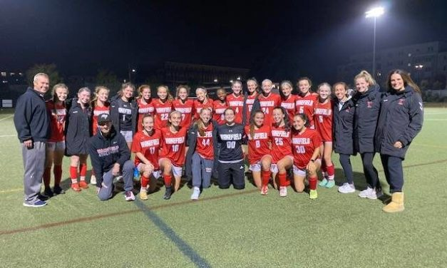 Girls' soccer win streak goes to three with Woburn and Belmont W's