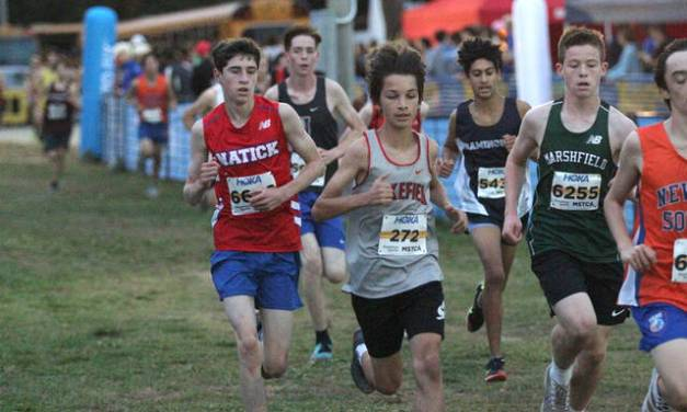 Warriors get 5th out of 49 teams at Twilight Invitational