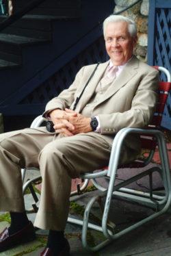 Lester H.N. Burnham, 82