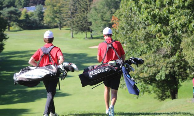 Golf team heading to States