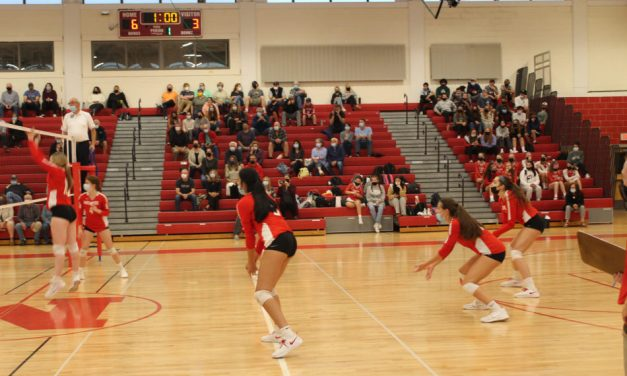 Middlesex has no answers for Melrose spikers
