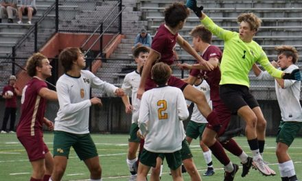 Boys' soccer beats H-W and AP