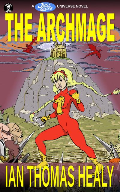 The Archmage (JCU #2)