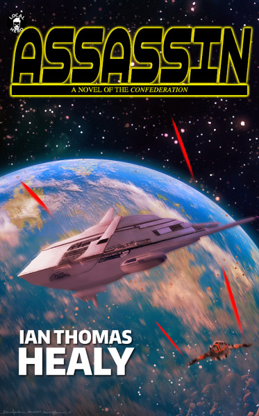 Assassin, space opera, star wars, ebook, print book