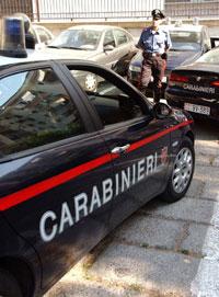 I carabinieri indagano sul delitto