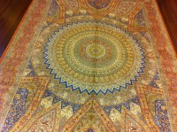 Persian Carpet Silk