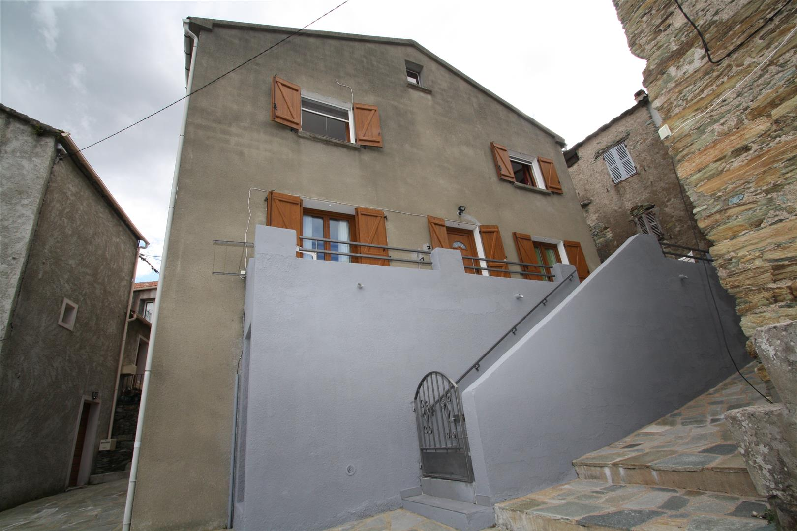 Maison Dhote Cargese Corse