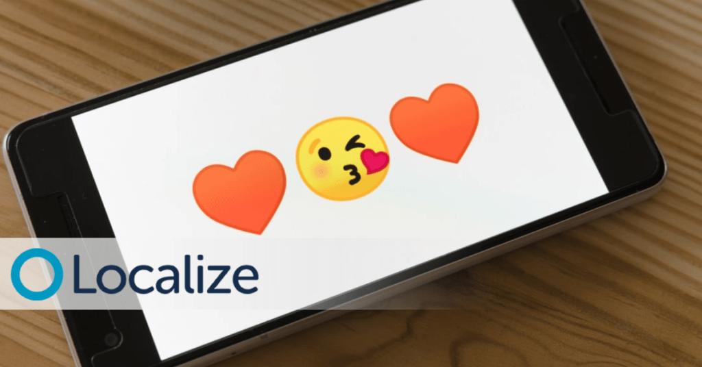 emojis in international marketing