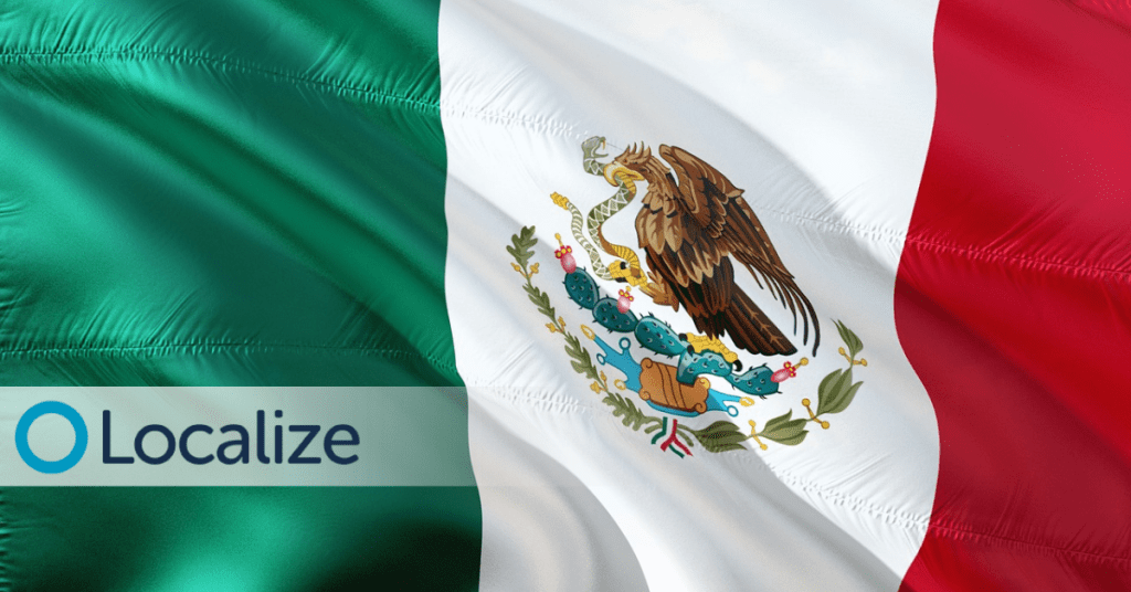 localizing for Mexico