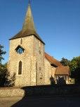 Downe church