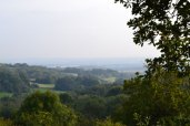 view over Weald