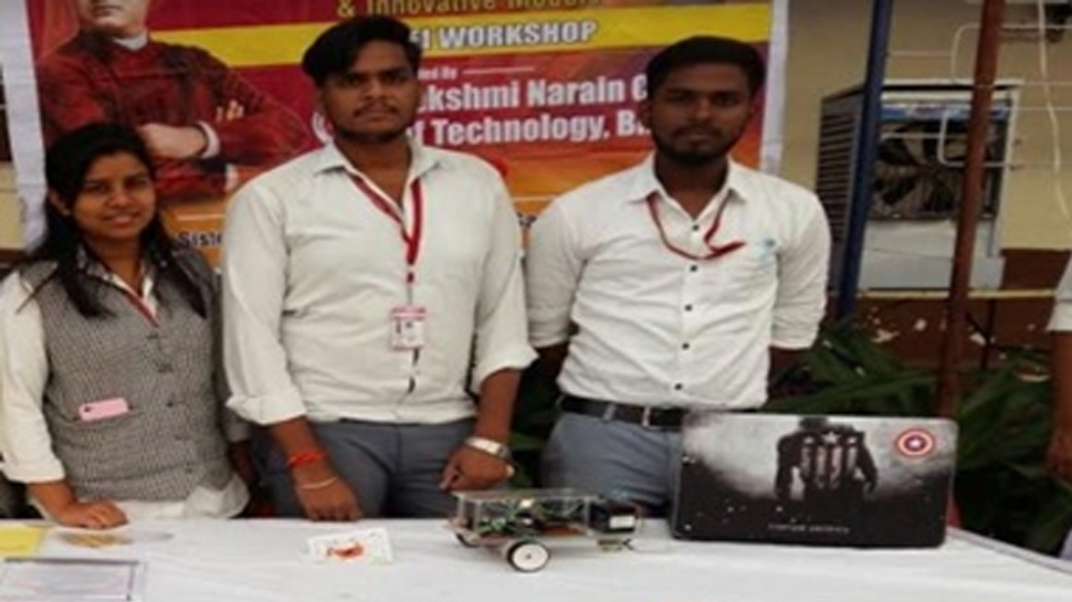 Daughter invented machine for alcoholism in Bihar