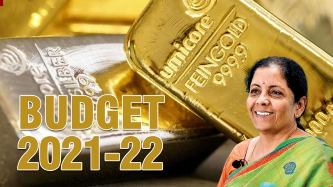 Gold and silver in general budget 2021