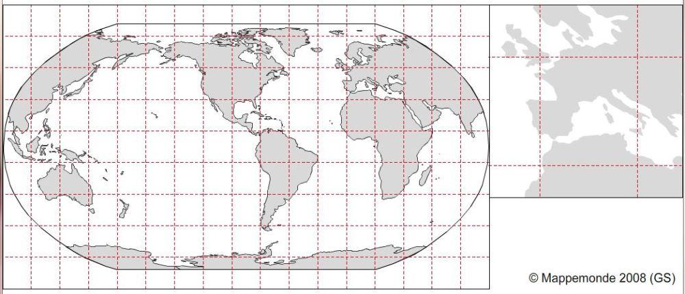 Quel planisphère de référence pour Google Maps ? (5/6)