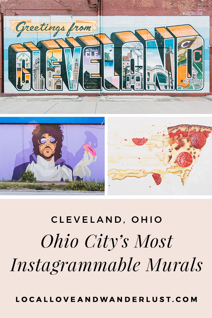 Most Instagrammable Murals in Ohio City